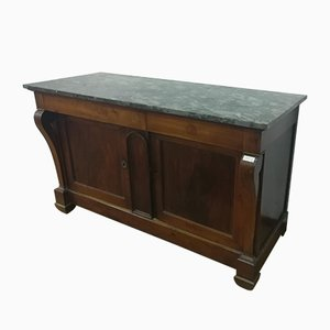 Antique Empire Sideboard