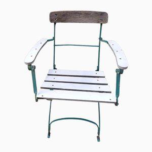 Chaise de Jardin Vintage, 1960s
