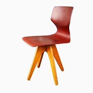 Chaise d'Enfant par Adam Stegner pour Pagholz Flötotto, 1960s