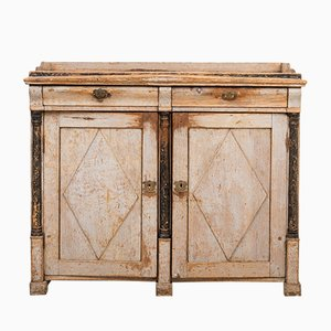 Antique Gustavian Swedish Sideboard