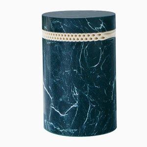Taburete Brut 01.1 C de mármol de Sam Goyvaerts para barh, 2018