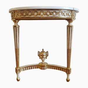 Louis XVI Style Console Table, 1960s