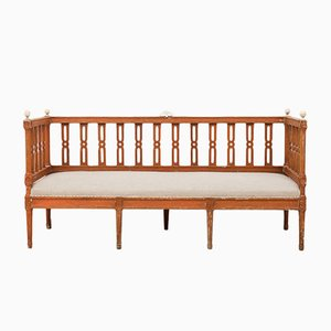 Antique Gustavian Sofa