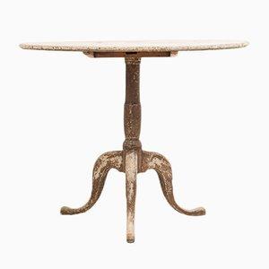 Table à Plateau Inclinable Gustavienne Antique, Suède