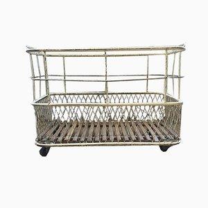 Vintage Bäckerwagen