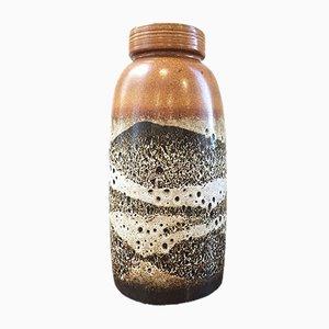 Vintage Fat Lava Vase von Scheurich