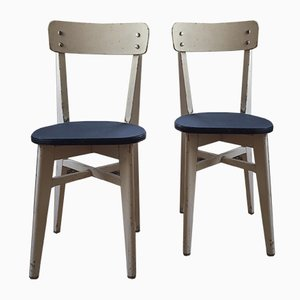 Vintage Bistro Chairs from Efi, Set of 2