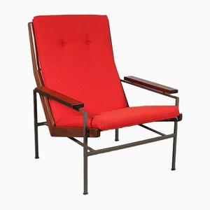 Dutch Modernist Lounge Chair by Rob Parry, 1960s