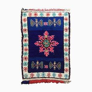 Vintage Azilal Berber Moroccan Rug