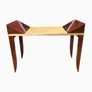Italienischer Memphis Schreibtisch, 1980er