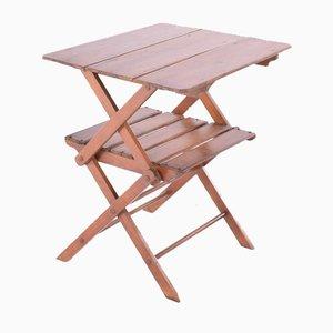 Antiker Picknicktisch