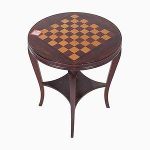 Mesa de juegos antigua