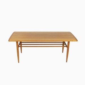 Table Basse Scandinave de Alberts Tibro, 1950s