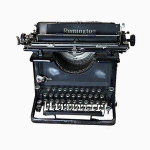 Máquina de escribir vintage de Remington, años 40