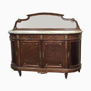 Antikes Buffet im Louis XVI-Stil von A. Bastet