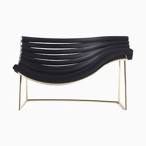 Amedea Lounge Chair by Debonademeo for JCP Universe