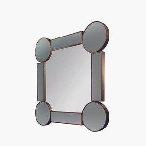 Miroir Drummond par Patrizia Guiotto pour VGnewtrend