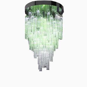 Lámpara de araña modelo Andy de cristal de Murano de VGnewtrend