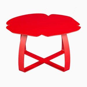 Mesa de centro Andy de hierro rojo de VGnewtrend
