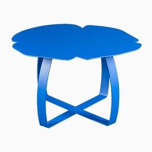 Mesa de centro Andy en azul de hierro de VGnewtrend