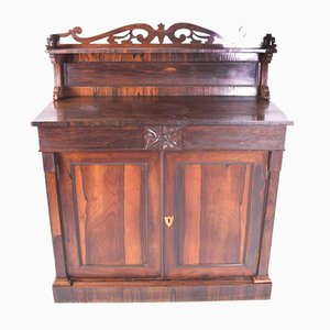 Antique Rosewood Sideboard