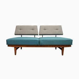 Sofá cama Stella de Wilhem Knoll, años 60