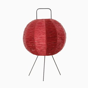 Lampada da tavolo tripode vintage di Isamu Noguchi, anni '60