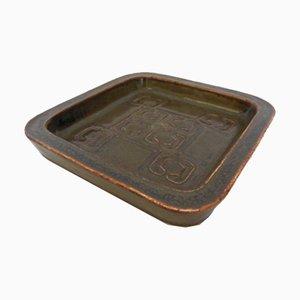 Ceramic Bowl by Valdemar Petersen for Bing & Grondahl, 1960s
