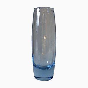 Jarrón de vidrio de Per Lütken para Holmegaard, años 60