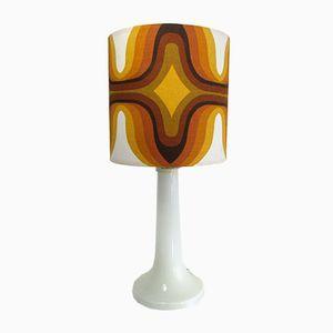 Glass Table Lamp from Pileprodukter Landskrona, 1970s