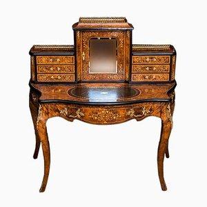 Mobiletto antico vittoriano in legno di noce