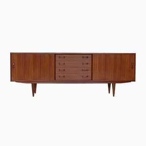 Teak Sideboard by Clausen & Son for CFC Silkeborg, 1960s