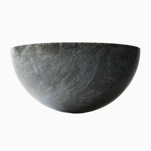 Silver Green Ittoli Bowl by Lincoln Kayiwa for KAYIWA, 2017