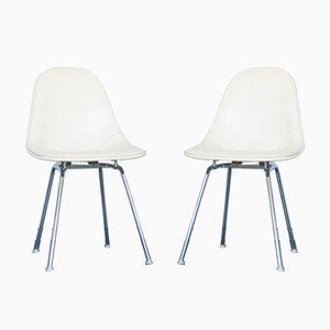 DSX Chairs by Charles & Ray Eames for Herman Miller, 1970s, Set of 2