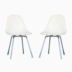 DSX Stühle von Charles & Ray Eames für Herman Miller, 1970er, 2er Set