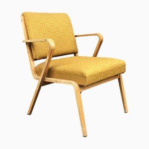 Deutscher Sessel von Selman Selmanagic für VEB Hellerau, 1950er
