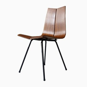 Mid-Century GA Chair by Hans Bellmann for Horgenglarus