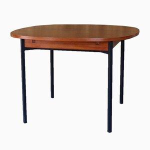 Tavolo vintage allungabile di Pierre Guariche per Minvielle