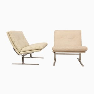 Mid-Century Chairs by Poul Norreklit, 1960s, Set of 2
