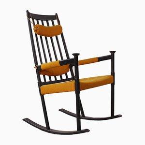 Rocking Chair Scandinave, 1960s