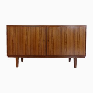 Danish Rio Rosewood Low Sideboard, 1960s