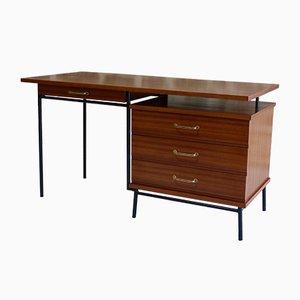 Mid-Century Mahogany Desk