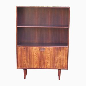Small Vintage Rosewood Secretaire