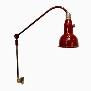 Schwedische Vintage Triplex Tischlampe, 1950er