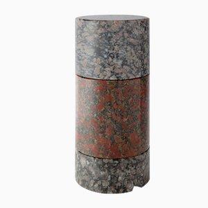 Mortier & Pilon SM en Granite par Lincoln Kayiwa pour KAYIWA, Finlande, 2017