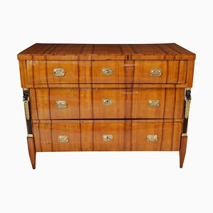 Empire Style Austrian Walnut Commode, 1810s