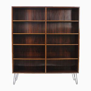 Palisander Bookcase from Omann Jun, 1960s