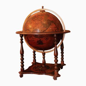 Vintage Globe Trolley
