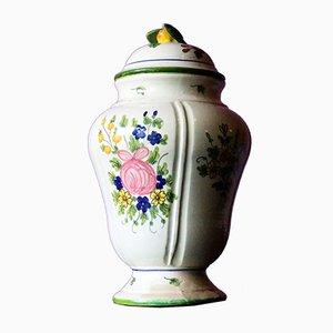 17th-Century Faenza Vase