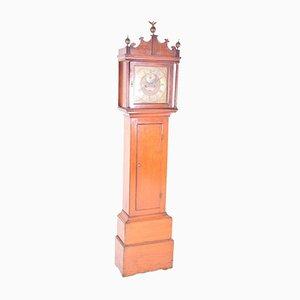 Reloj de caja alta antiguo de Daniel Bing